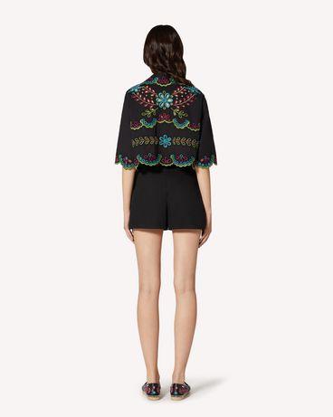 REDValentino TR0AA01A51E N78 Shirt Woman r