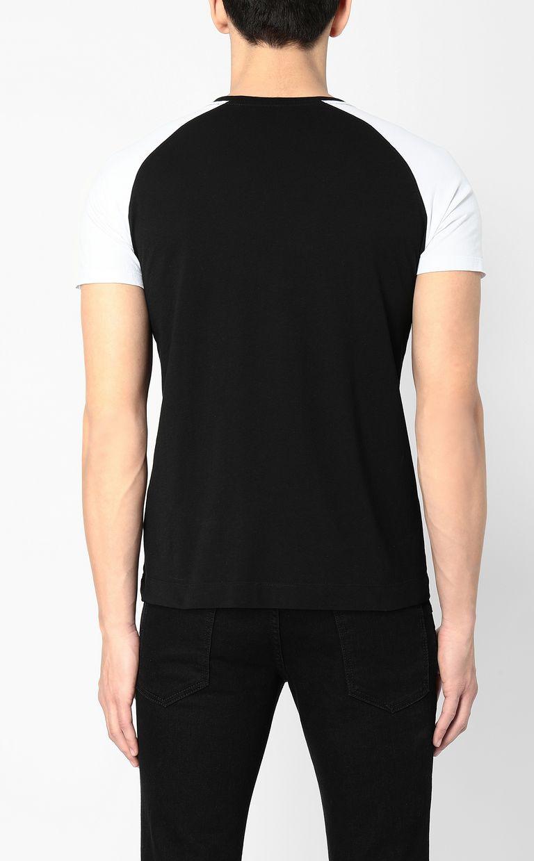 JUST CAVALLI T-shirt with logo print Short sleeve t-shirt Man a