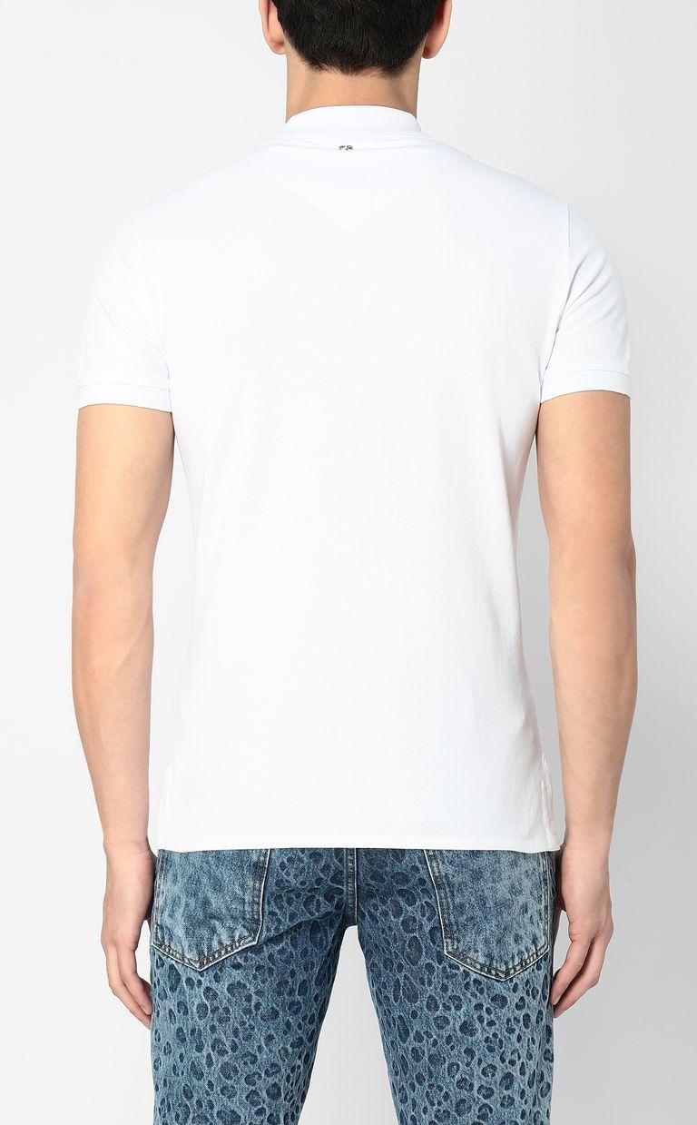 JUST CAVALLI Just Cavalli Stars polo shirt Polo shirt Man a