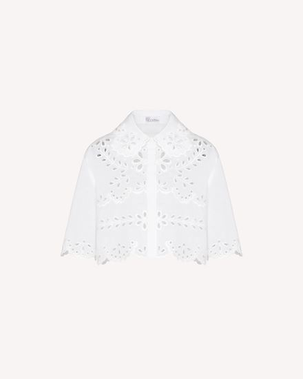 REDValentino Shirt Woman TR0AA01A51F 0BO a