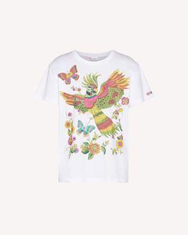 REDValentino Shirt Woman TR3AAA904RG 635 a