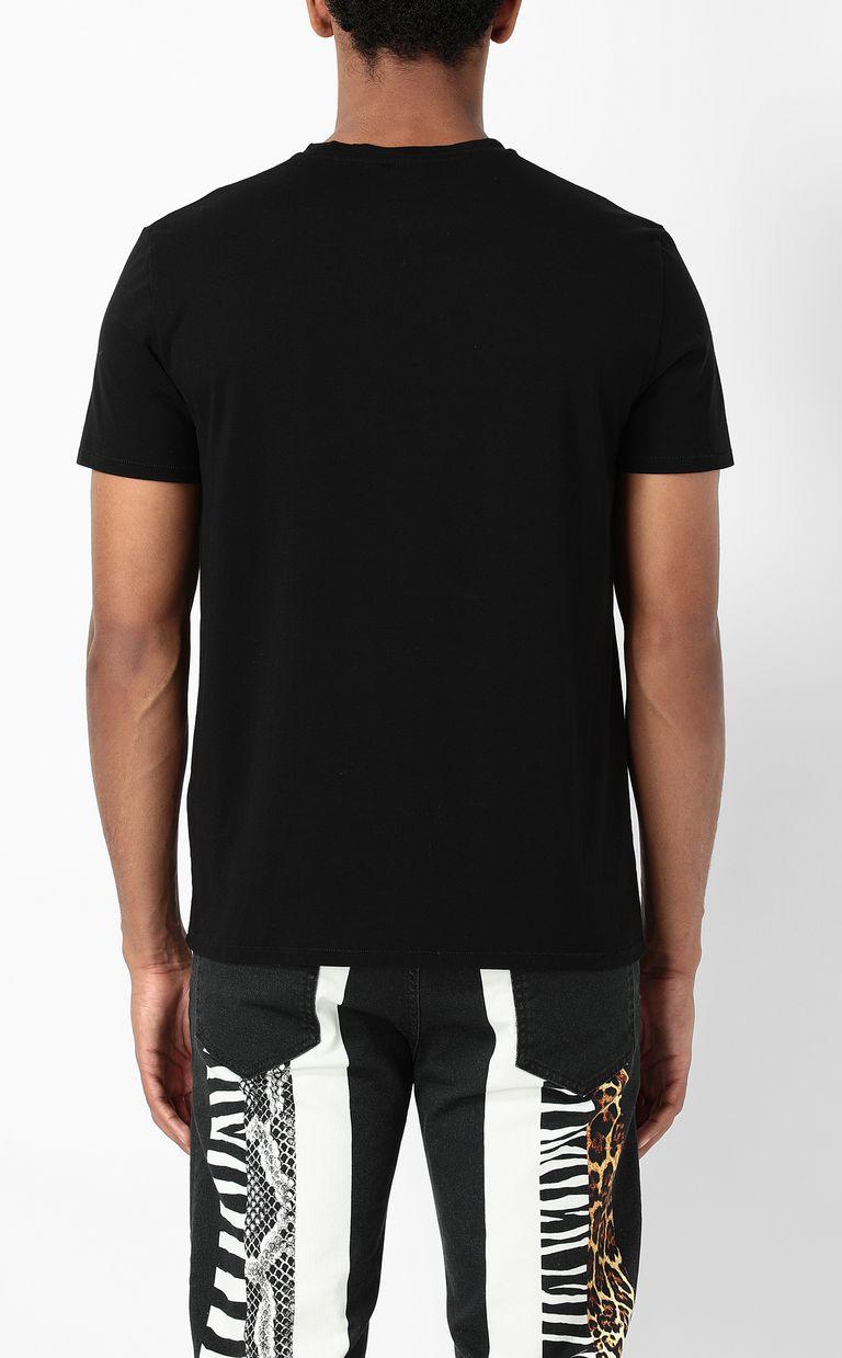 JUST CAVALLI T-shirt with logo Short sleeve t-shirt Man a