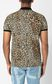 JUST CAVALLI Polo shirt with Dancing-Leo print Polo shirt Man a