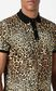 JUST CAVALLI Polo shirt with Dancing-Leo print Polo shirt Man e