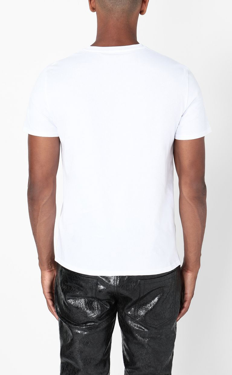 JUST CAVALLI T-shirt with STCA logo Short sleeve t-shirt Man a
