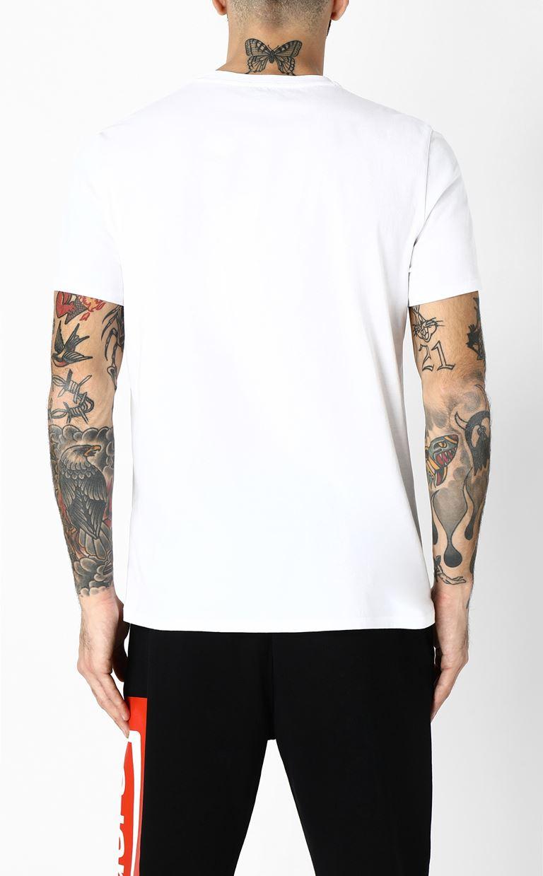 JUST CAVALLI Short sleeve t-shirt Man e