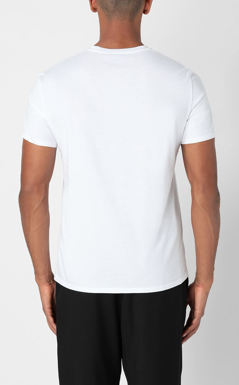 JUST CAVALLI Short sleeve t-shirt Man a