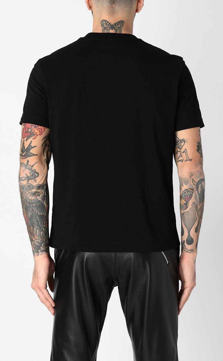 JUST CAVALLI Short sleeve t-shirt Man a