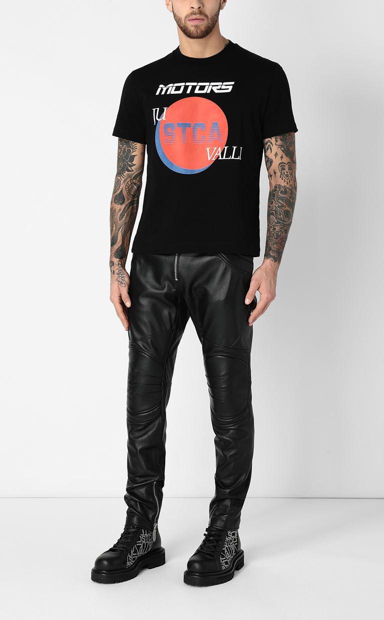JUST CAVALLI Short sleeve t-shirt Man d