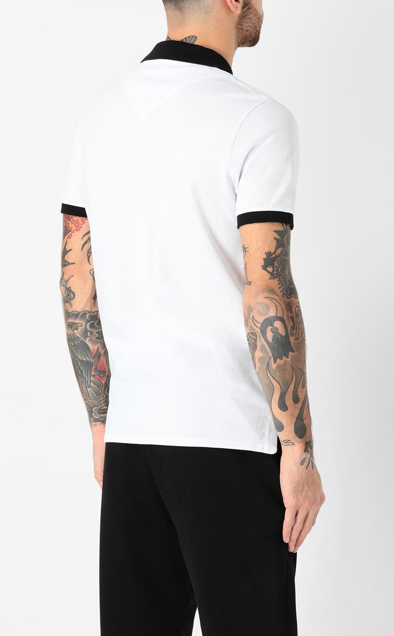JUST CAVALLI Polo shirt with logo detail Polo shirt Man a