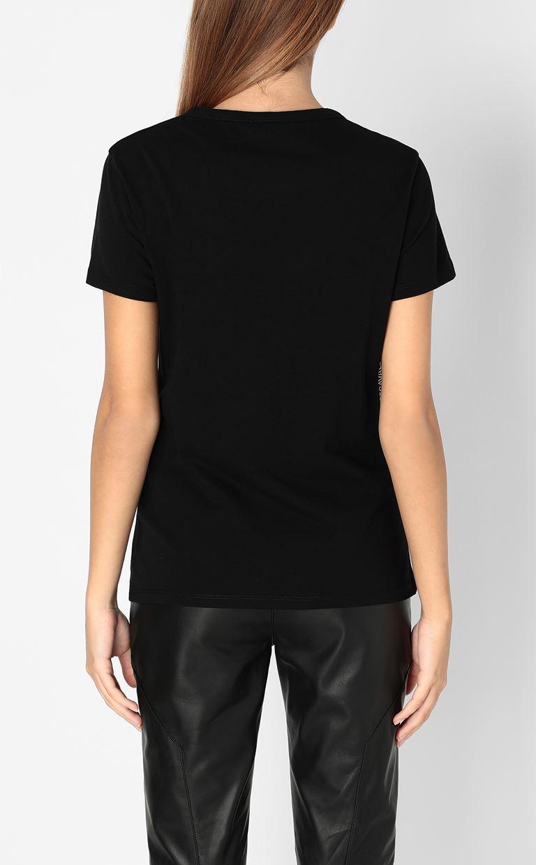 JUST CAVALLI Short sleeve t-shirt Woman a