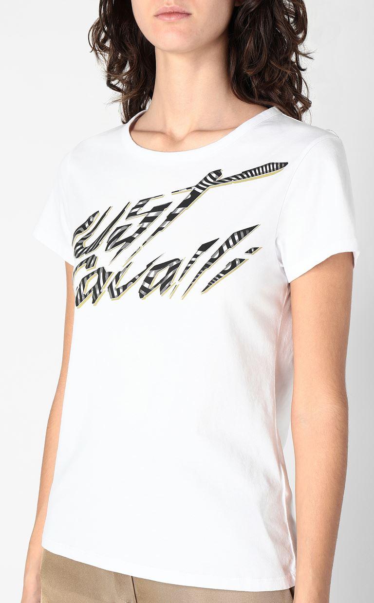 JUST CAVALLI Short sleeve t-shirt Woman e