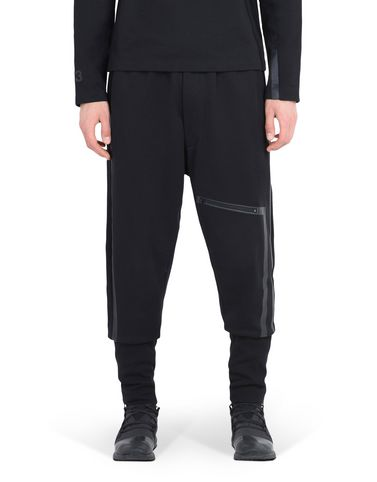 Y-3 3-STRIPES RIB PANT TROUSERS man Y-3 adidas