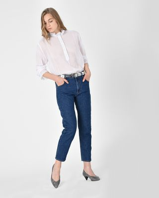 ISABEL MARANT ÉTOILE JEANS Woman Cliff Girlfriend fit jeans r