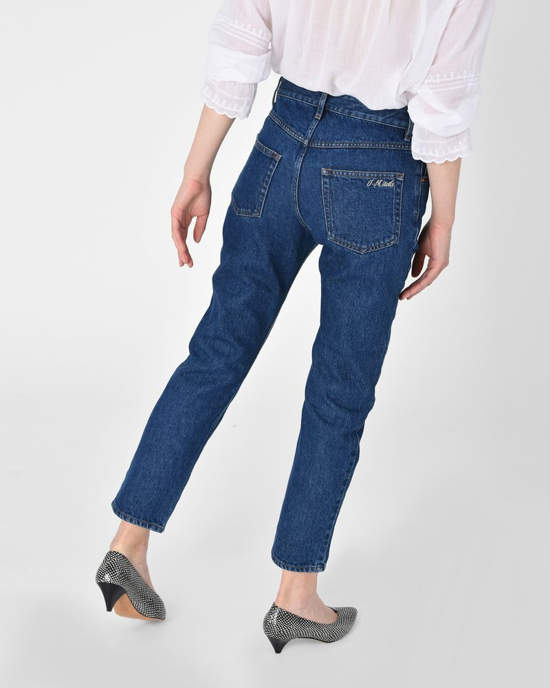 Cliff Girlfriend fit jeans ISABEL MARANT ÉTOILE