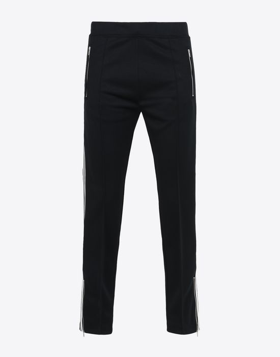 MAISON MARGIELA Track pants with side stripes Casual pants Man f