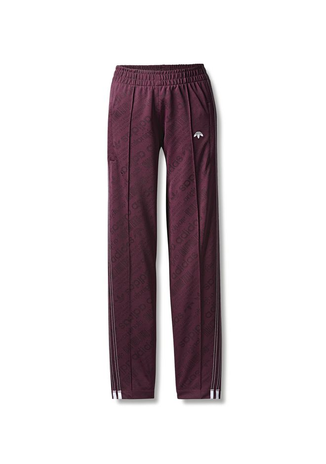ALEXANDER WANG adidasoriginals-by-aw ADIDAS ORIGINALS BY AW JACQUARD TRACK PANTS