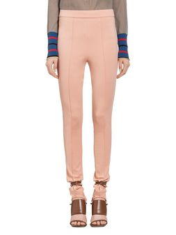 Marni Veining pants in jersey Woman