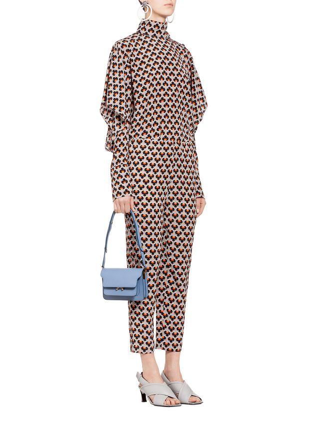 Marni Pants in silk Portrait Woman - 5