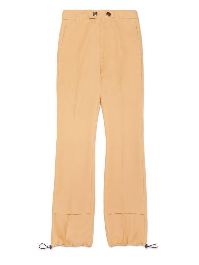 Marni Pants in techno gabardine Woman - 2