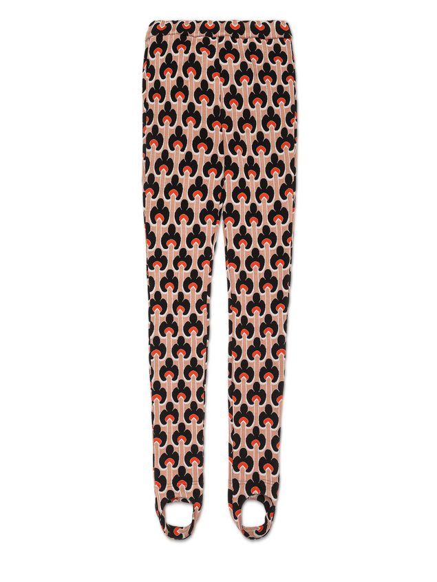 Marni Pants in jacquard Portrait Woman - 2