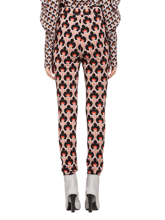 Marni Pants in jacquard Portrait Woman - 3