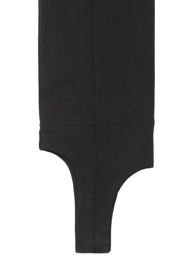 b9f9f55e0c492a MARNI Trouser Woman Stirrup pants in black jersey d