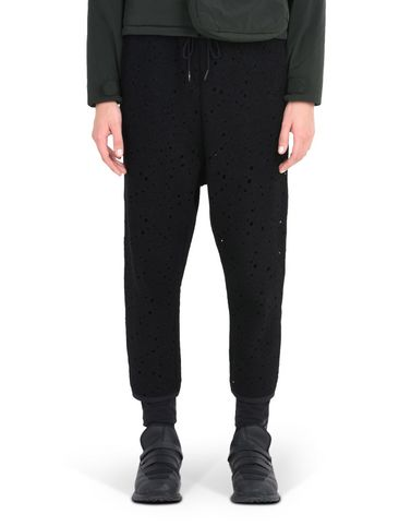 Y-3 WOOL JERSEY PANT TROUSERS woman Y-3 adidas