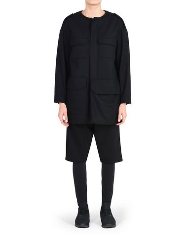 Y-3 WOOL SHORTS TROUSERS woman Y-3 adidas