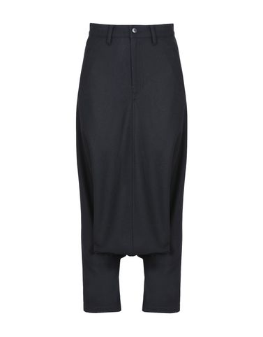Y-3 WOOL SAROUEL TROUSERS woman Y-3 adidas
