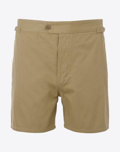 MAISON MARGIELA Bermuda shorts U Gabardine shorts f