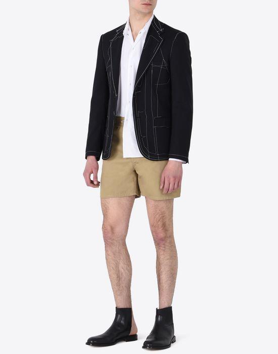 MAISON MARGIELA Gabardine shorts Bermuda U d