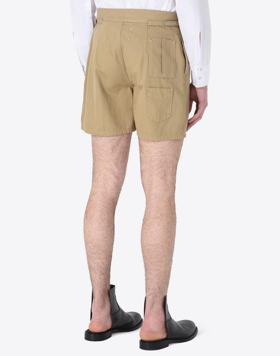 MAISON MARGIELA Gabardine shorts Bermuda U e