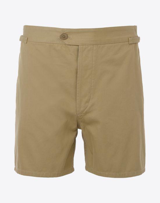 MAISON MARGIELA Gabardine shorts Bermuda U f