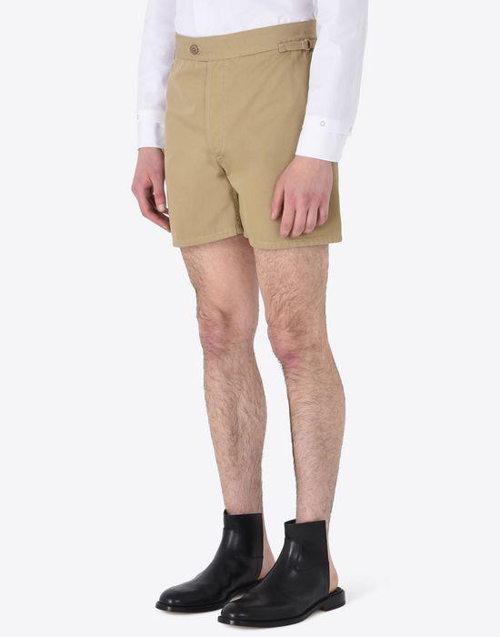 MAISON MARGIELA Gabardine shorts Bermuda U r