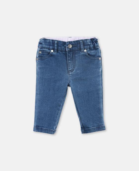 Bob Unisex Blue Jeans