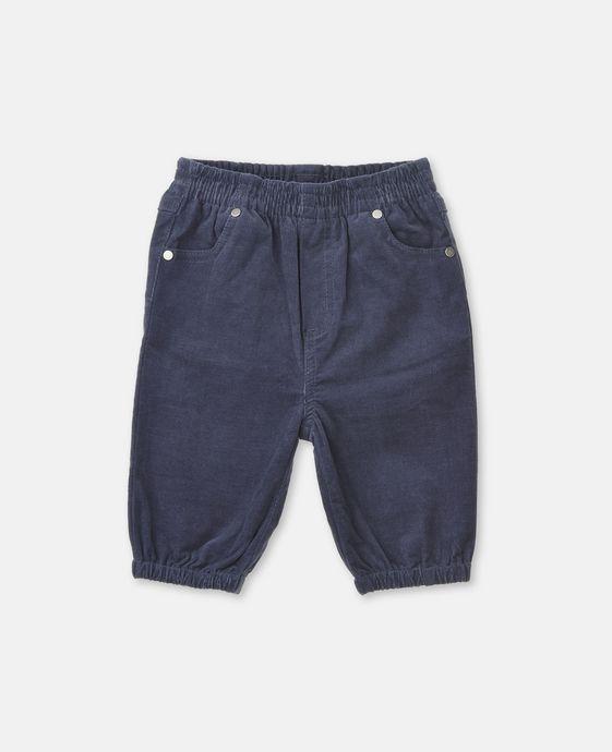 Pipkin Blue Corduroy Pants