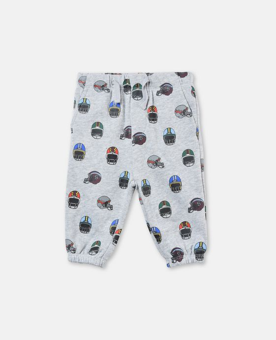 Loopie Helmet Print Pants