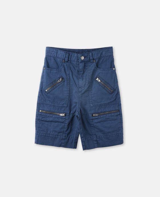 Oliver 蓝色短裤