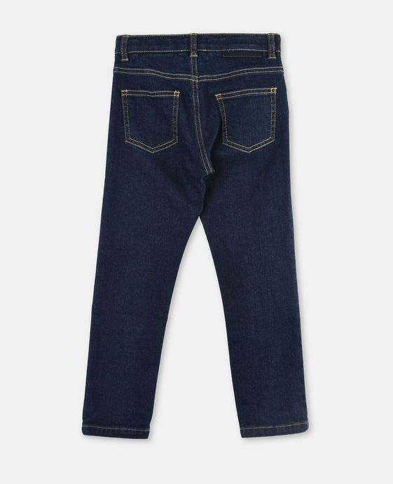 STELLA McCARTNEY KIDS Jean Lohan Bas U i