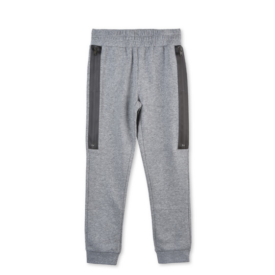 Spike Grey Zip Trousers