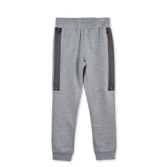 Spike Gray Zipper Pants