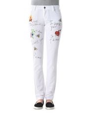 LOVE MOSCHINO Casual trouser D r