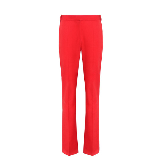 Orange Tailored Jodi Trousers