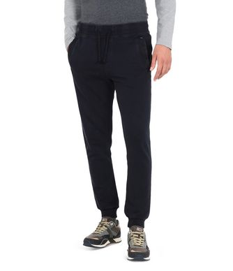 NAPAPIJRI MUSA MAN SWEATPANTS,DARK BLUE