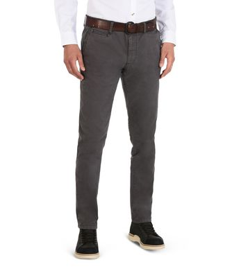 NAPAPIJRI MANA TWILL WINTER MAN CHINO TROUSERS,STEEL GREY