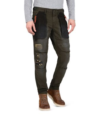 NAPAPIJRI MINITO MAN TROUSERS,MILITARY GREEN