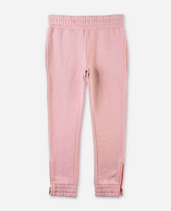 Melba Pink Fleece Pants