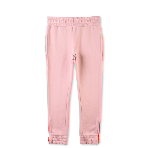 Melba Pink Fleece Trousers