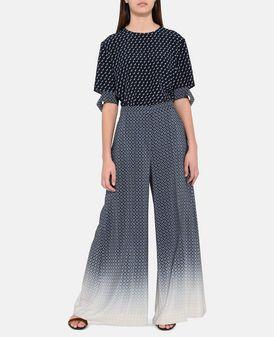 Darci Tie Print Trousers